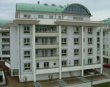 Appartamenti area Ex Cantoni